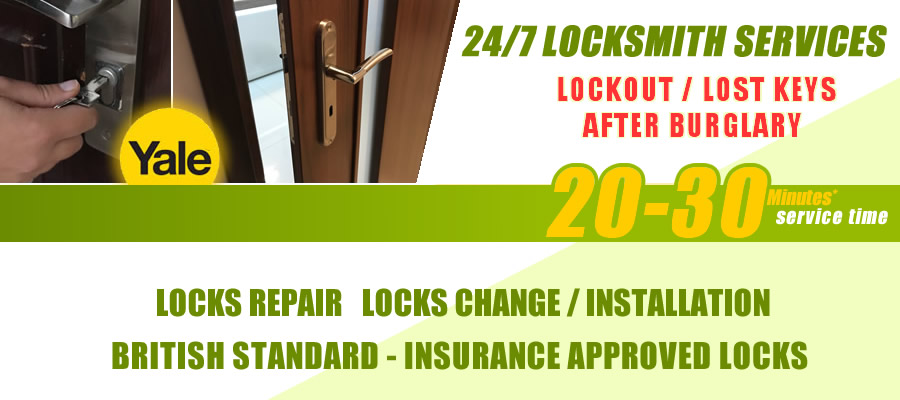 Upper Halliford locksmith services